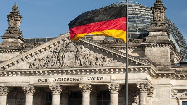 Německá ekonomika rostla o 1,7 procenta. Export se naopak klesnul - Ilustrační foto.