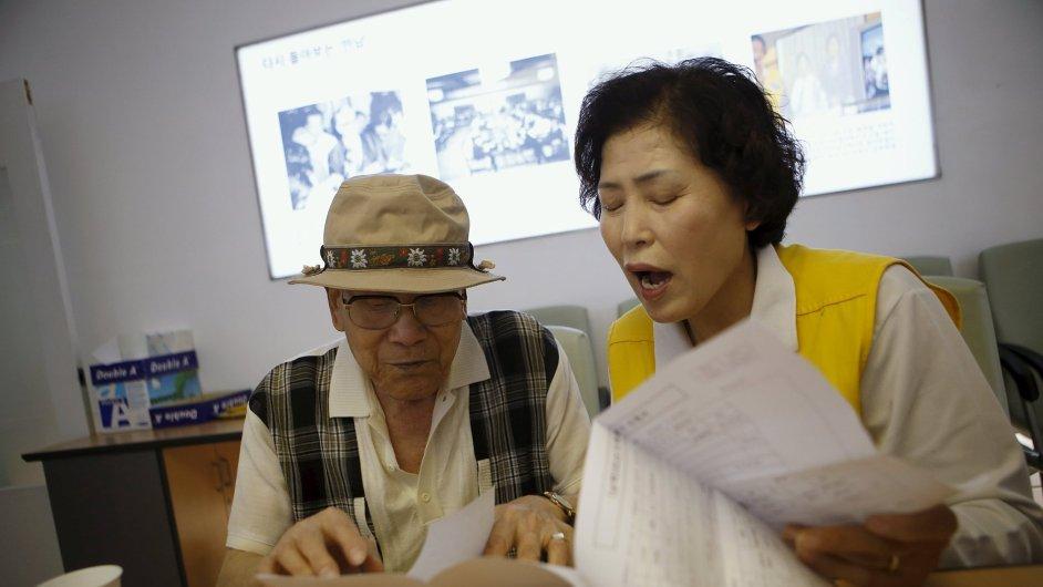 Jihokorejci - Ilustrační foto.