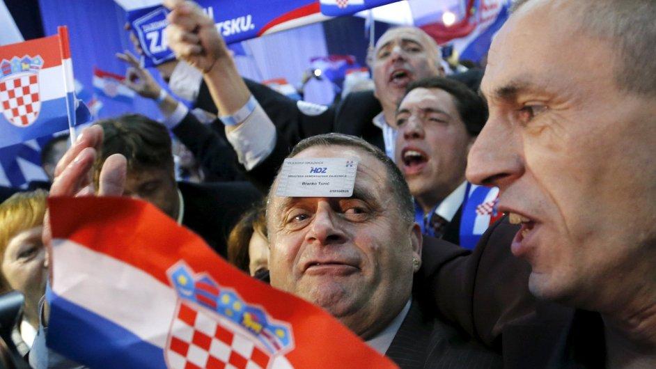 Chorvatsko - volby