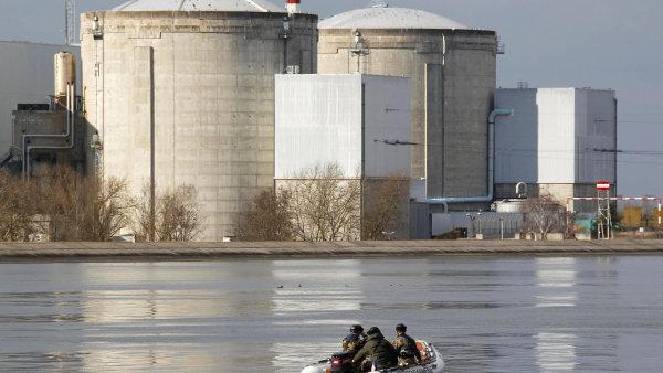Francii se �sp�ch klimatick� konference prodra��. Za�ne zav�rat jadern� elektr�rny