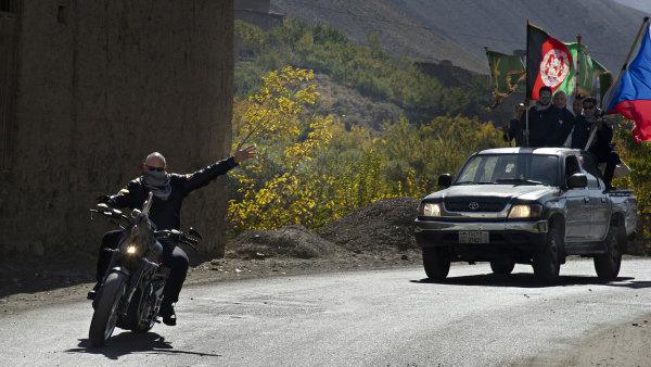 Lawrence z Afgh�nist�nu.
