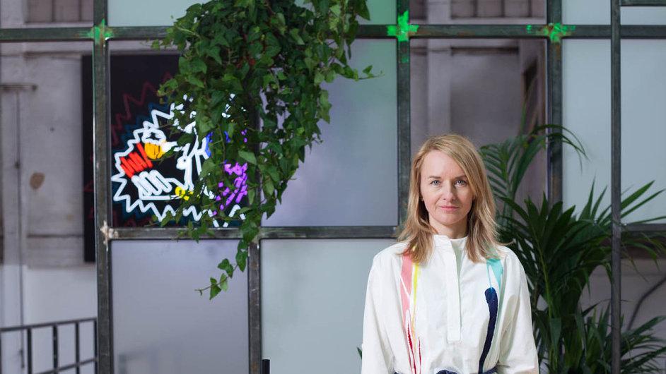 Jana Zielinski, galeristka, producentka a ředitelka Designbloku