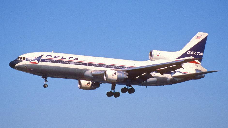 Delta Air Lines Lockheed L-1011 TriStar 500