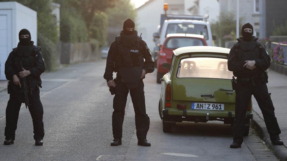 Útočil sám. V bavorském Ansbachu se odpálil Syřan, kterému úřady odmítly udělit azyl.