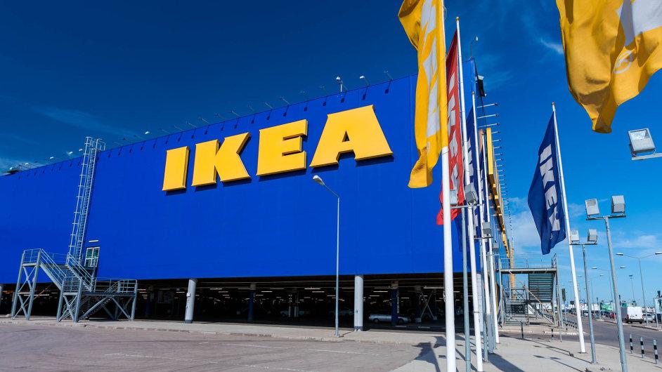 Ikea vlastní lesy v USA i v několika zemích Evropy.
