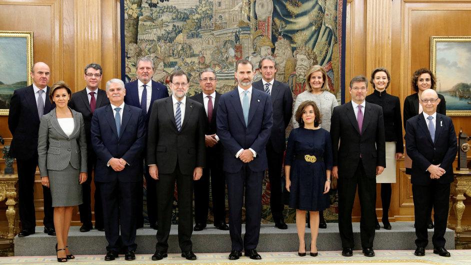 Španělsko, vláda.