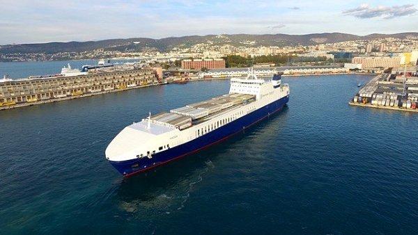 Čtyři plavidla, která dovážela zboží do KLDR, nesmí do žádného světového přístavu - Ilustrační foto.