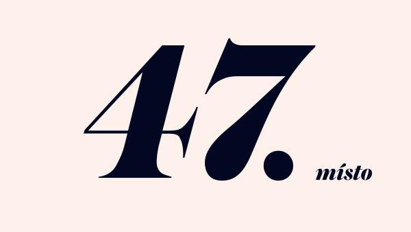 47. místo