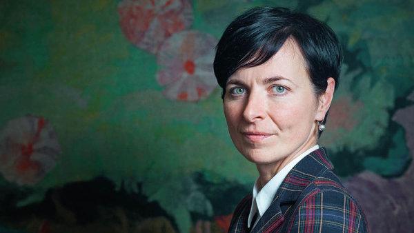 Lenka Bradáčová, vrchní státní zastupitelka.