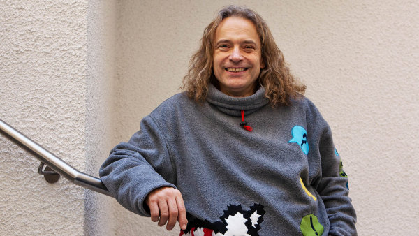 Zakladatel a majitel skupiny Unicorn Vladimír Kovář.