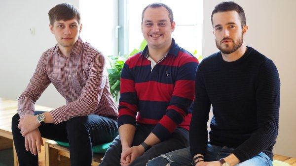 Fragile Media - František Florian, Daniel Kříž, Michal Kotek