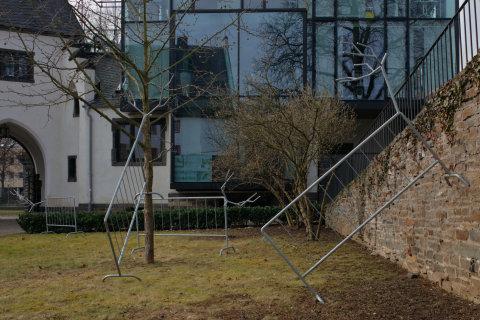 Snímek z výstavy Prague Power Boost v německém Koblenzi.