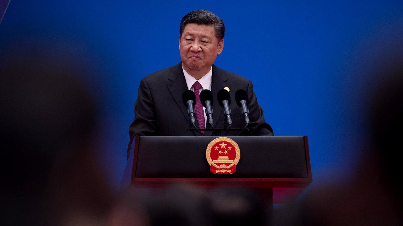 Si Ťin-pching, Čína, Hedvábná stezka.