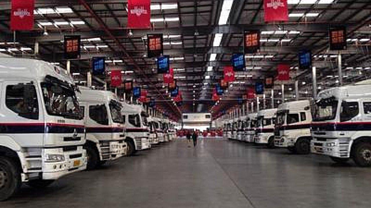 Čínská logistická firma Best vstupuje na newyorskou burzu