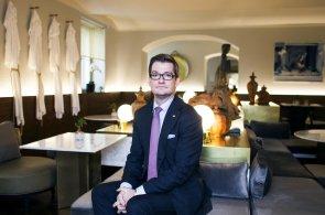 Objevování světa beru jako výsadu, říká hotelový šéf