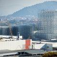 Nový automatický sklad automobilky Seat ve Španělsku bude vysoký 43,7 metru.