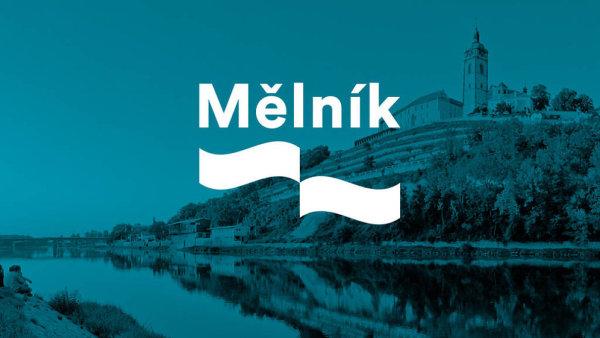 Logo města Mělník