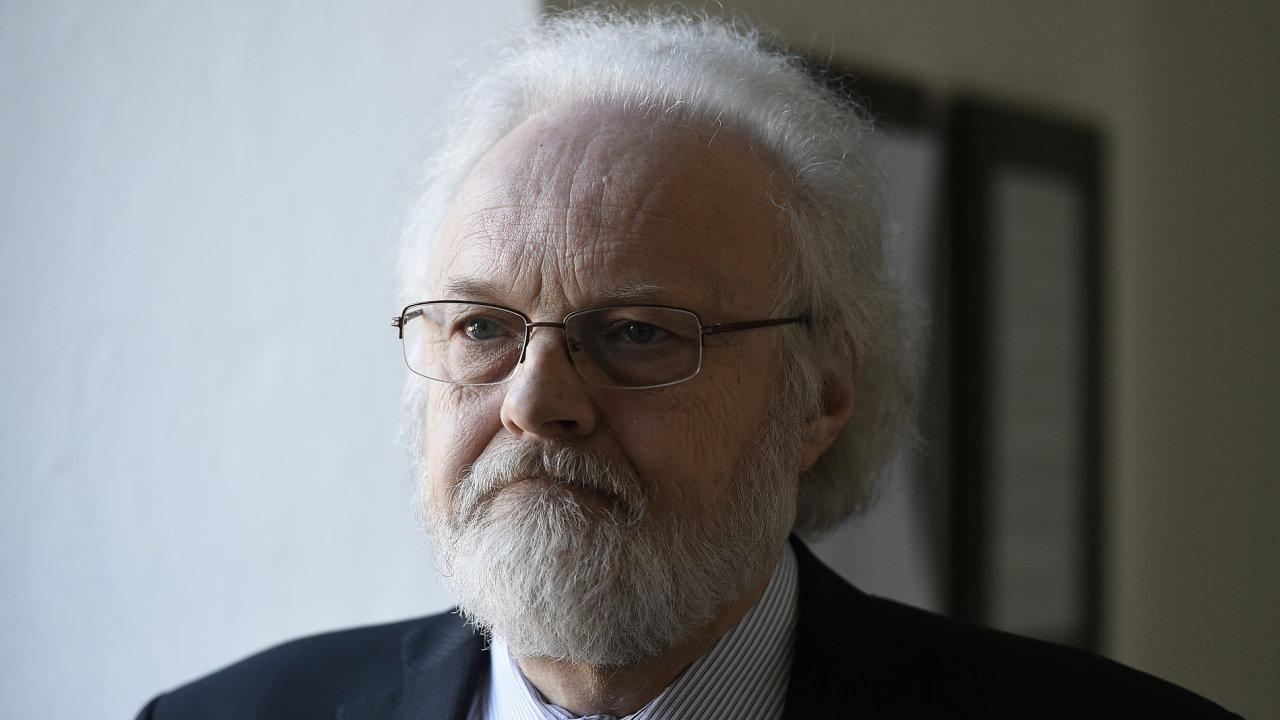 Státní zástupce Petr Jirát.