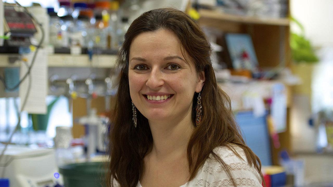 Zuzana Kečkéšová zahájila svůj výzkum naprestižním MIT, teď vněm pokračuje vPraze.