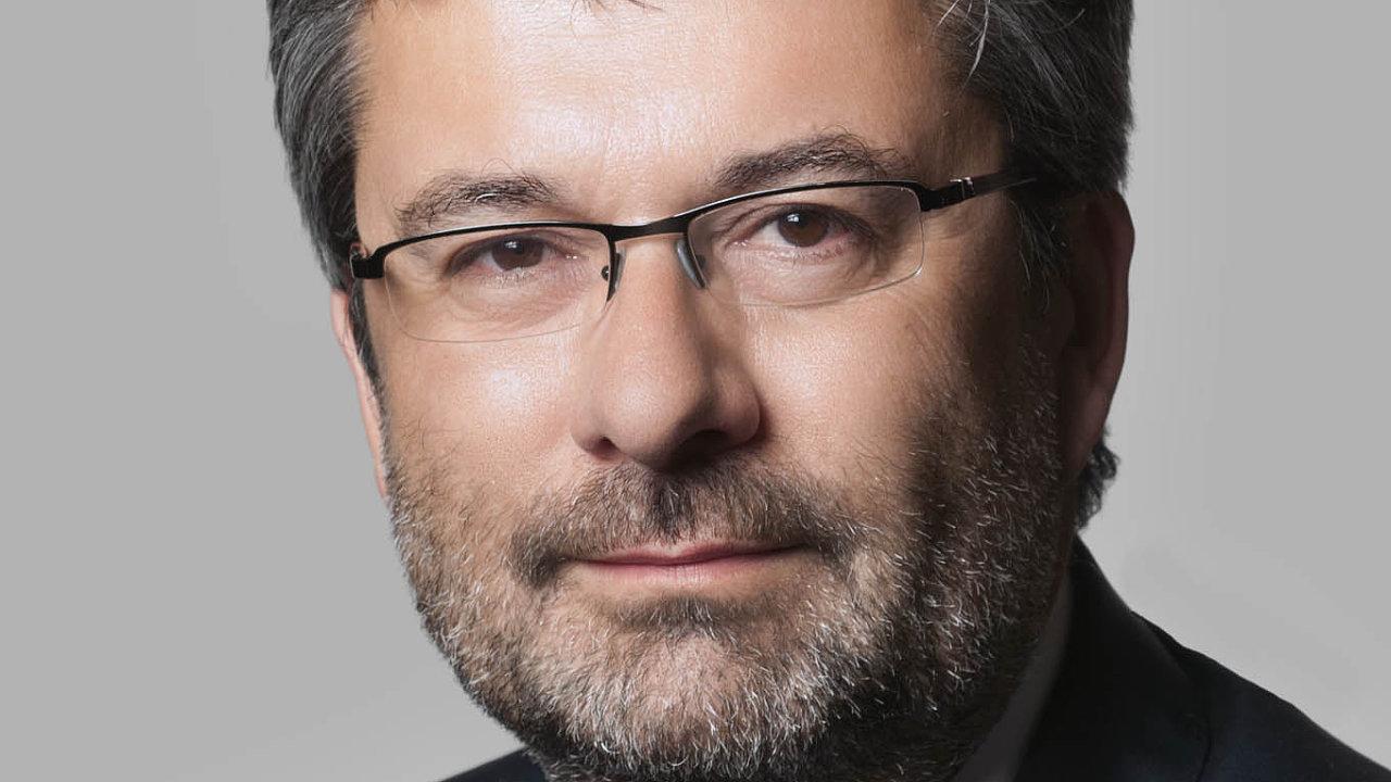 Náměstek ministra průmyslu a obchodu Vladimír Bärtl