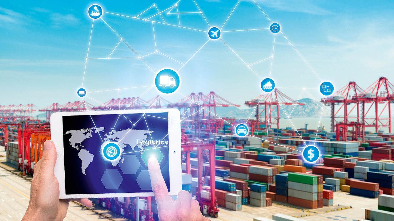 Trend sledování snad všeho, co je součástí dodavatelských řetězců, se pozvolna proměňuje v sofistikované využití internetu věcí.