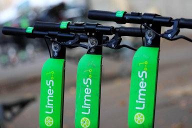 Lime se elektrickým koloběžkám začala věnovat až v roce 2018.