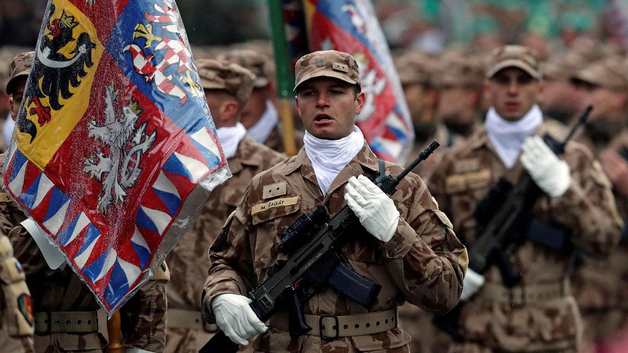 Armádě věří 67 procent populace.