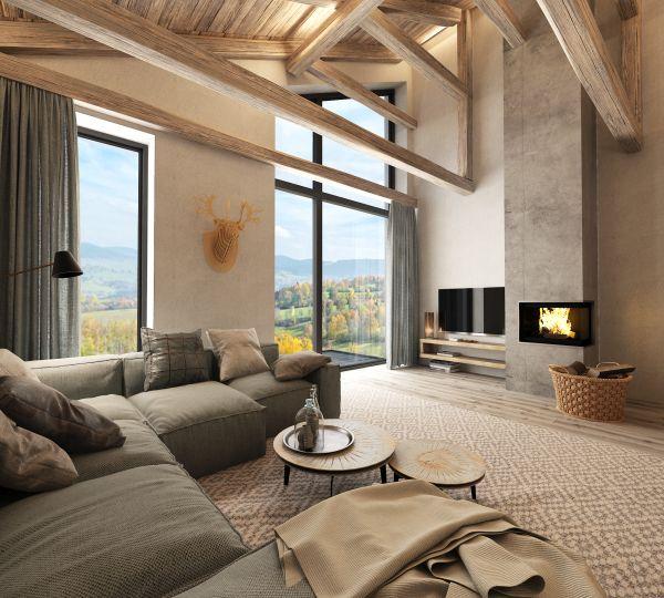 Crescon Aldrov Apartments Resort interier