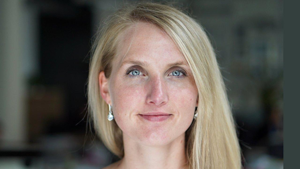 Eva Kašová projektová specialistka v agentuře Astronaut Creative Lab