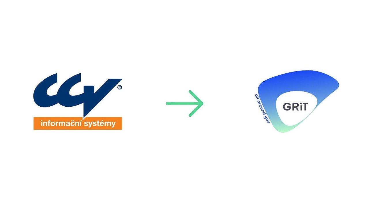 Společnost CCV Informační systémy se přejmenovala na Grit