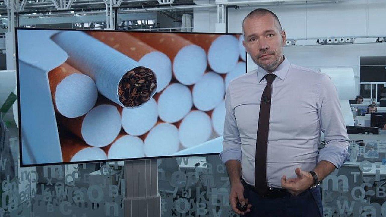 Víme, proč zdraží tvrdý alkohol i cigarety. Podívejte se, co vládu nutí zvyšovat daně.