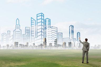 Kdo staví ve velkém, přispěje městu na infrastrukturu i občanskou vybavenost