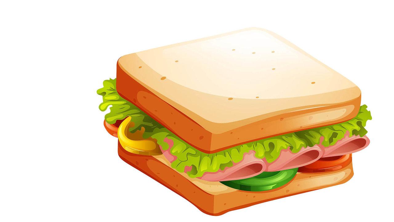 Generace sendvič
