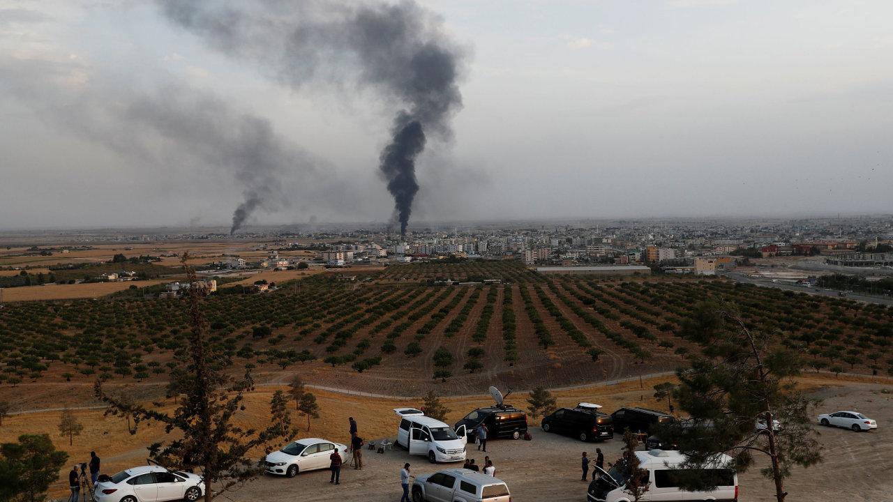 Sýrie Rás al-Ajn