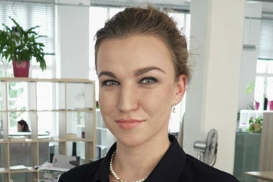 Hana Kabourková, PR Executive v agentuře Bison & Rose
