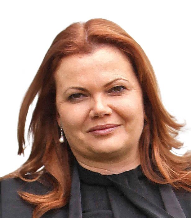Karolína Topolová,generální ředitelka AAA Auto