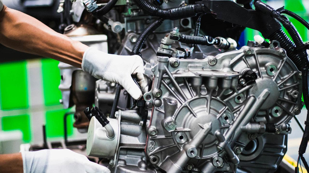 Agentury skupiny Manuvia dodávají pracovníky zejména pro firmy automobilového průmyslu (ilustrační snímek).
