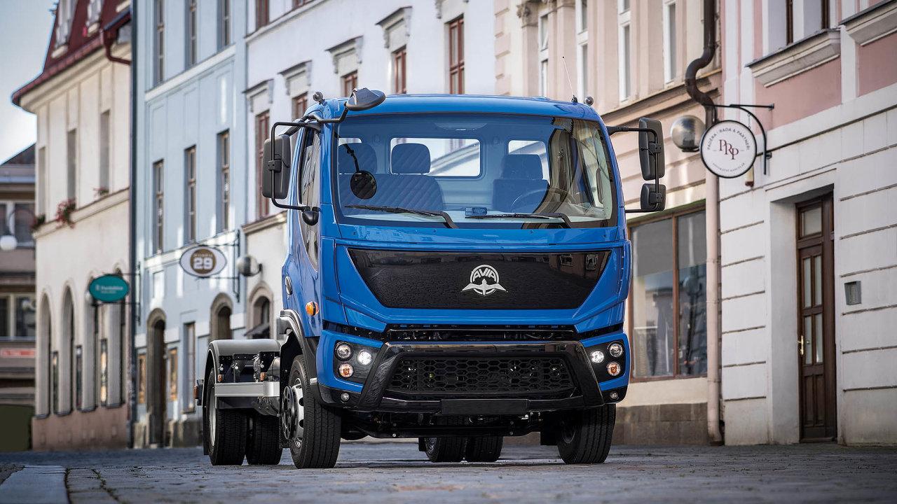 Modernizace výroby smodely Initia se Avii v Přelouči nezdařila. Podnik už auta dělat nebude.