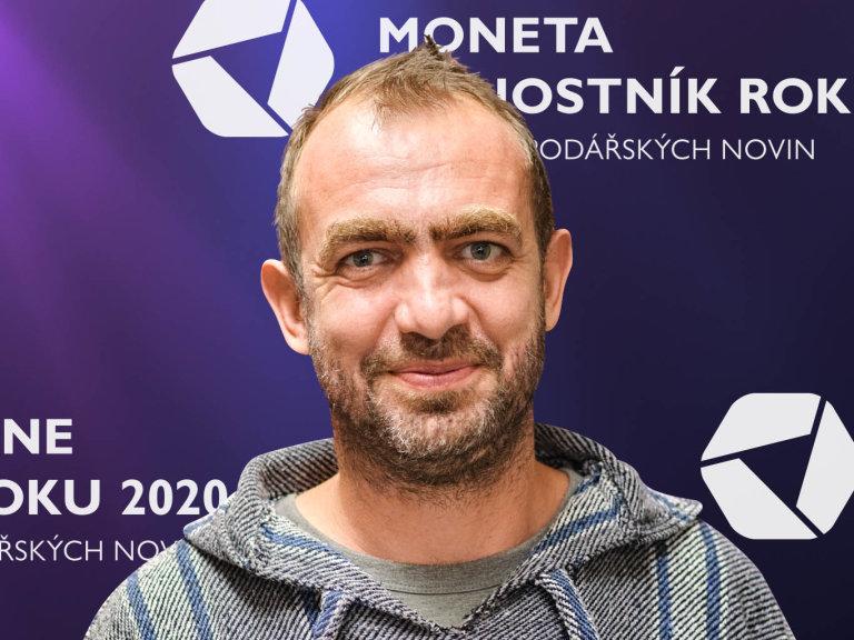 Radim Ježek, MONETA Živnostník roku 2020 Středočeského kraje