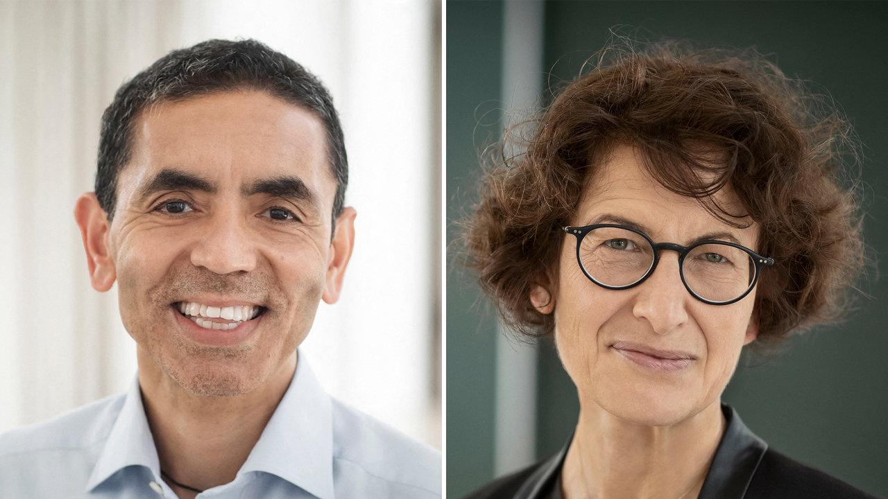 Životem, vědou ipodnikáním společně. Práce tureckého páru si všiml iBill Gates. Svůj byznys spojený svýzkumem mohou Ugur Sahin aÖzlem Türeciová rozvíjet idíky finanční podpoře Microsoftu.