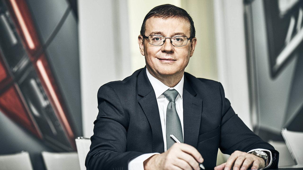 Bohdan Wojnar má před sebou posledních 14dní veŠkodě Auto.