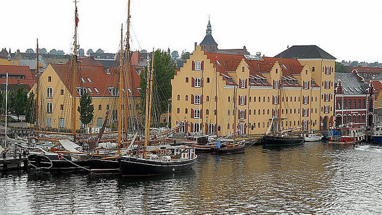 Svendborg, Dánsko