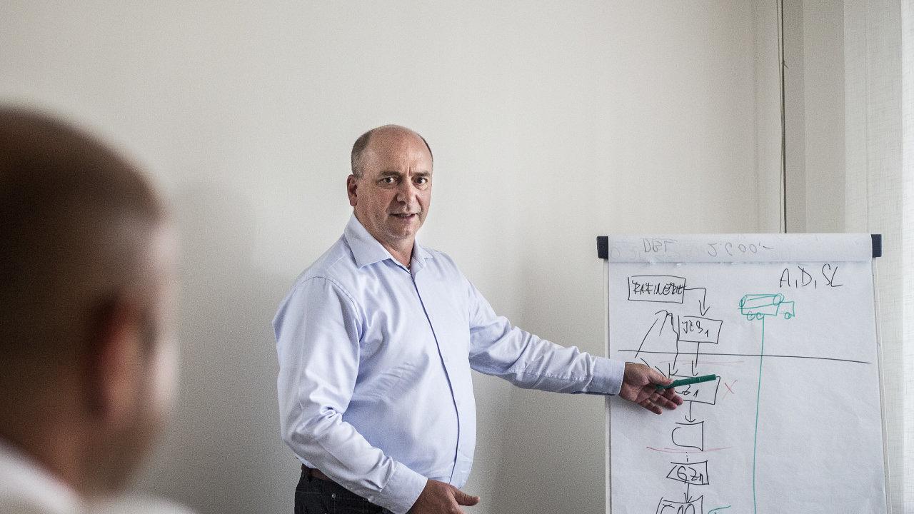 Tomáš Hajdušek, daňový poradce