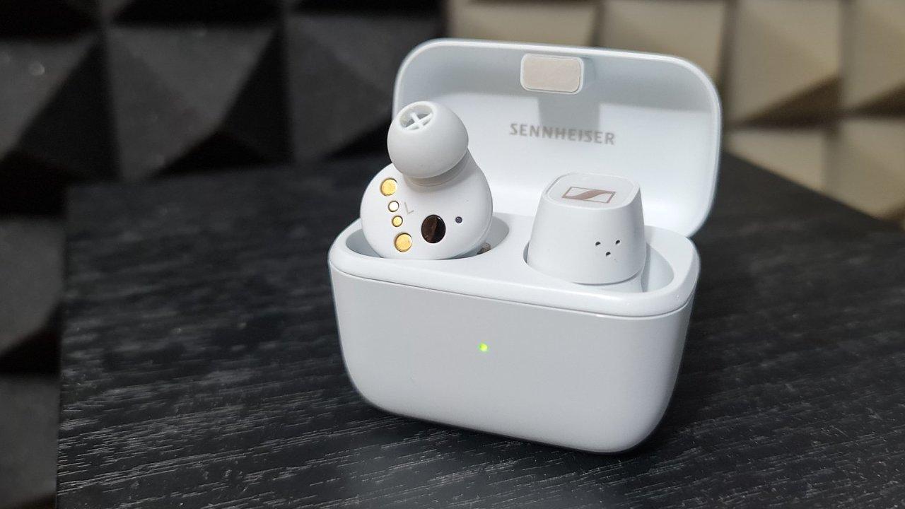 Sennheiser přidal bezdrátovým sluchátkům CX plus v podobě lepšího zvuku