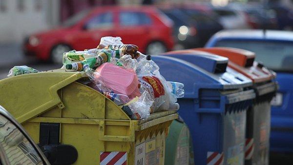 Nový zákon počítá s razantním navýšením poplatků za odpady - Ilustrační foto.