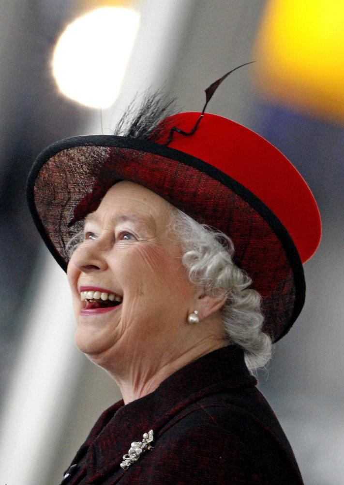 Klobouky Alžběty II.