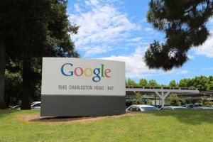 Google Plex - S�dlo Googlu v Mountain View