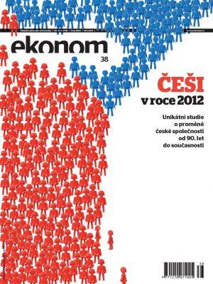 Týdeník Ekonom - č. 38/2012