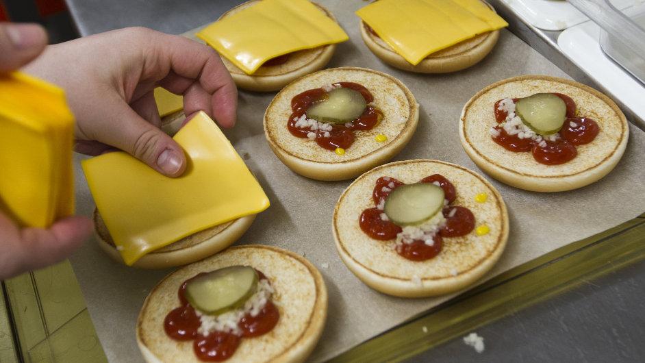 Rychlé občerstvení McDonald's