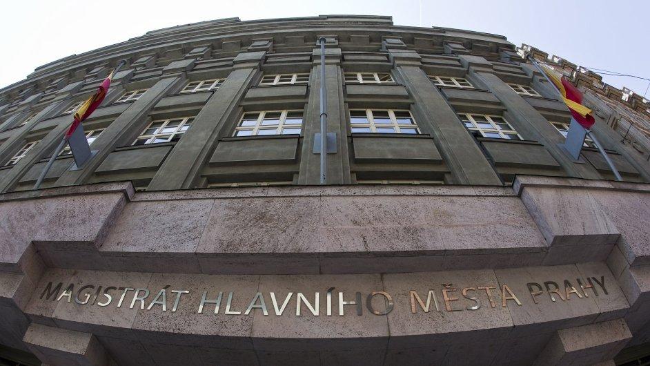 Pražský magistrát, ilustrační foto